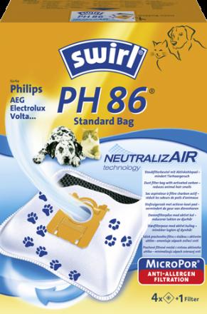 NeutralizAir σακούλες ηλεκτρικής σκούπας